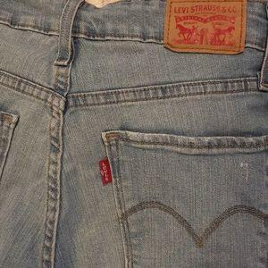 Levi's Jeans - Levi's flare jeans